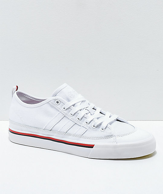 adidas Matchcourt RX3 Na-Kel White Shoes ...