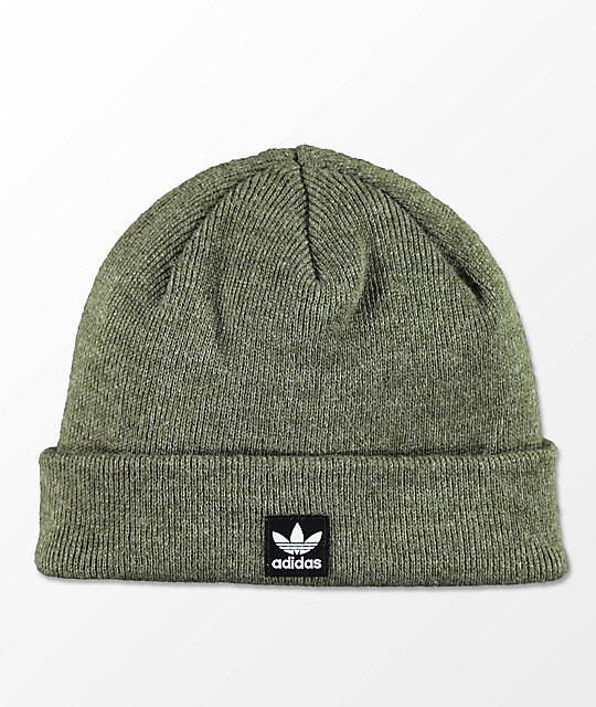 adidas Men Starboard Olive Beanie  d867207eed2