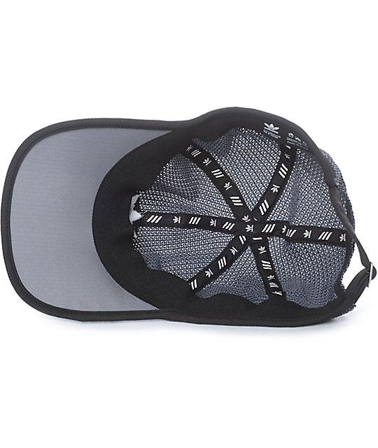 ... adidas Men s Primeknit Onyx Strapback Hat 7567b0805630