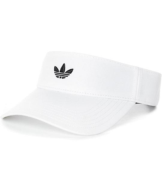 16eb0baaace5f adidas Modern White Visor