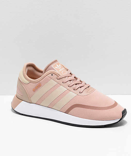 adidas N-5923 CLS Ash Pearl & White Shoes