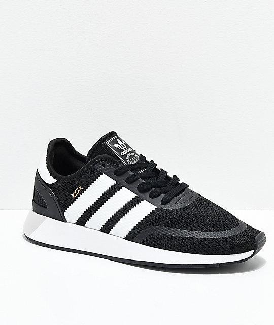 46f1fe2743acd adidas N-5923 zapatos en negro