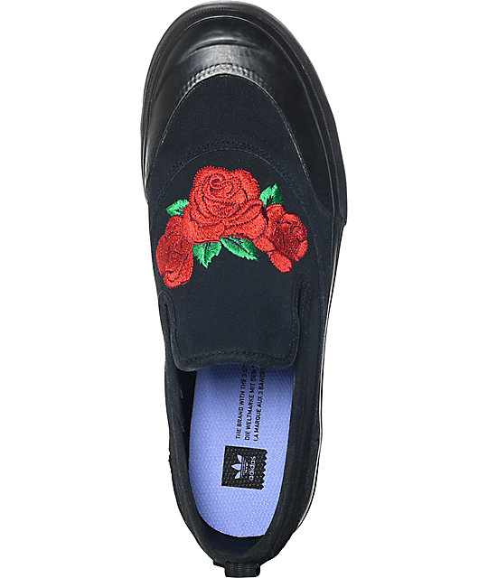 ... adidas Nakel Matchcourt Slip On Shoes ... 597758bd02