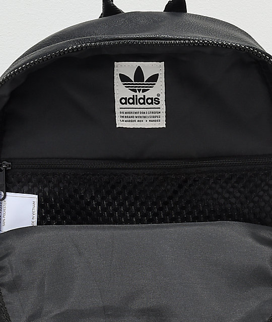 adidas National Compact Black Backpack