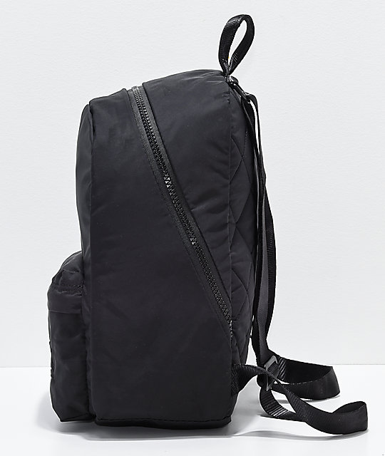 fde396ebee adidas National Compact Black Mini Backpack | Zumiez