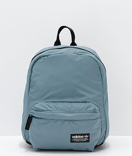 National Adidas Compact Mini Verde Mochila b6f7yg