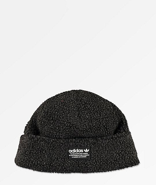 adidas Nova Black Beanie  cfae655a66e