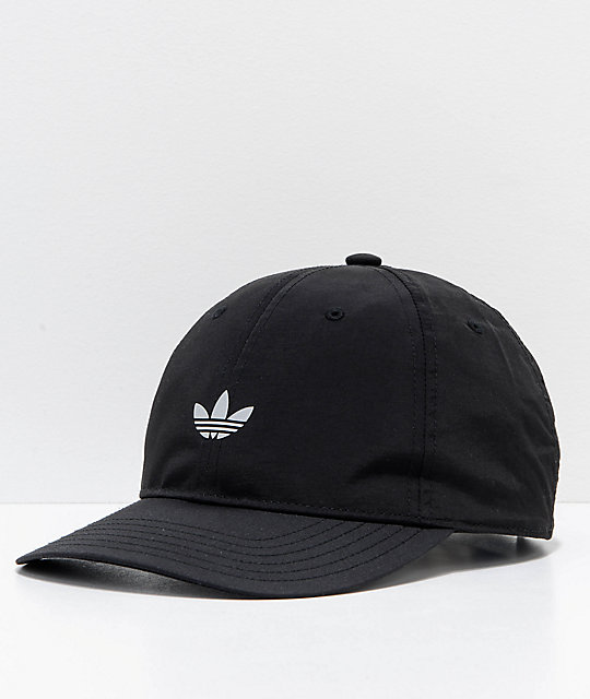 adidas Original Relaxed Monogram Strapback Hat  c6ac5182e1c