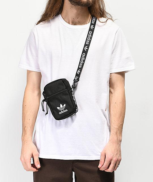ae7b10381b adidas Originals Black Shoulder Bag