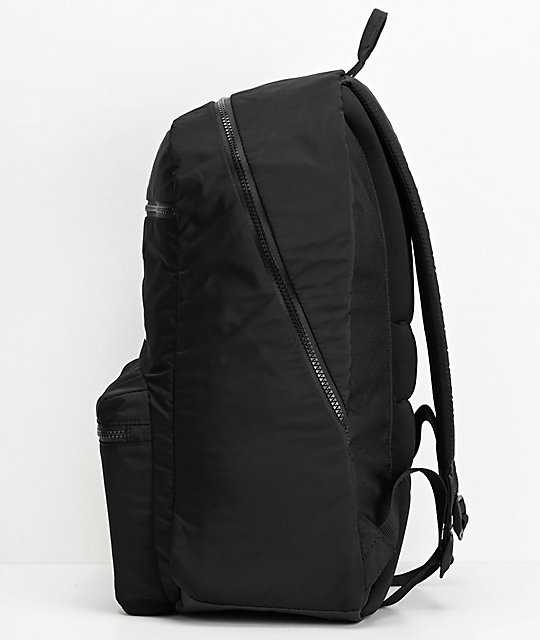 adidas Originals National 3 Stripe Black Backpack