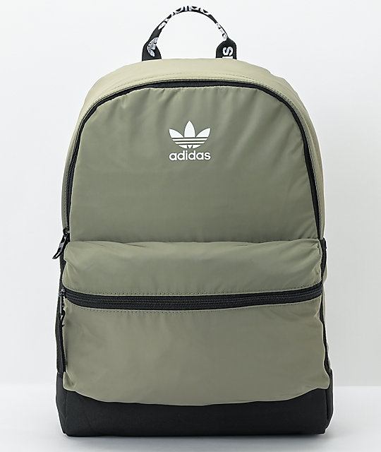 adidas Originals National Dark Green Backpack