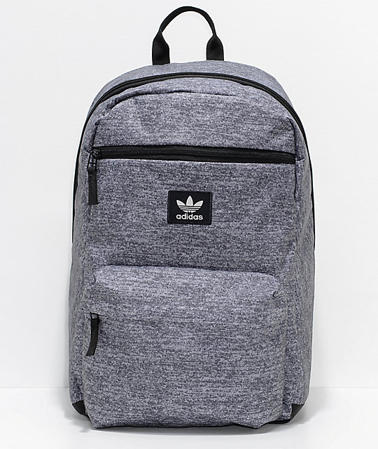 0e2018e7e1ef adidas Originals National Grey Backpack