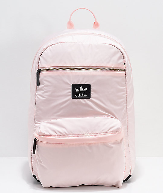 7942c6dea125 adidas Originals National Plus Icey Pink Backpack