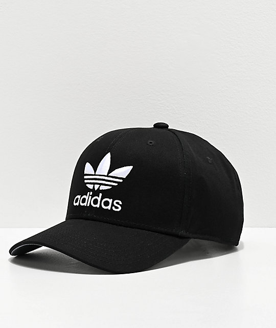 adidas Originals Relaxed Black Snapback Hat