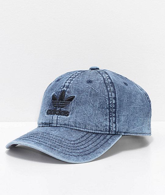 adidas Originals Relaxed gorra de mezclilla ... 7549c5e99aa