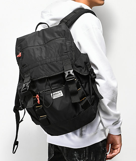 529b83f825b3 ... adidas Originals Urban Utility Black Backpack ...