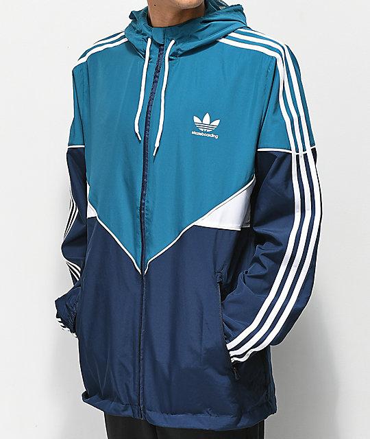 b004c76c905a adidas Premiere Windbreaker Jacket