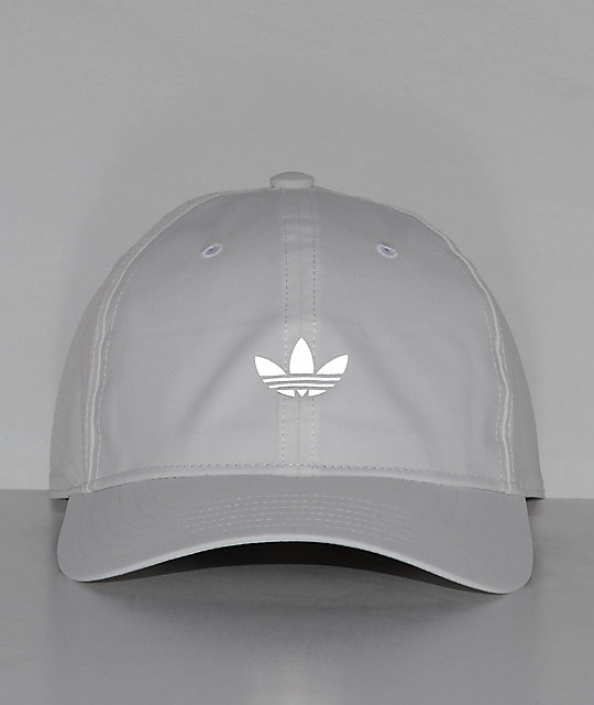 cheap for discount ceb2d a7478 ... adidas Relaxed Modern II White Strapback Hat ...
