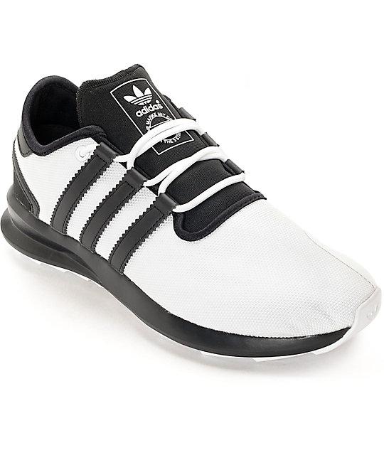 official photos 78ecf e64e6 adidas SL Rise Black   White Shoes   Zumiez