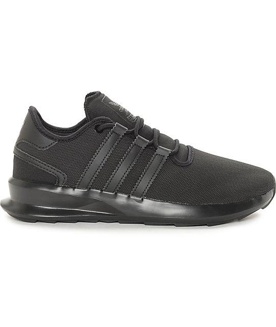 12b298d4f22 ... adidas SL Rise Black Shoes