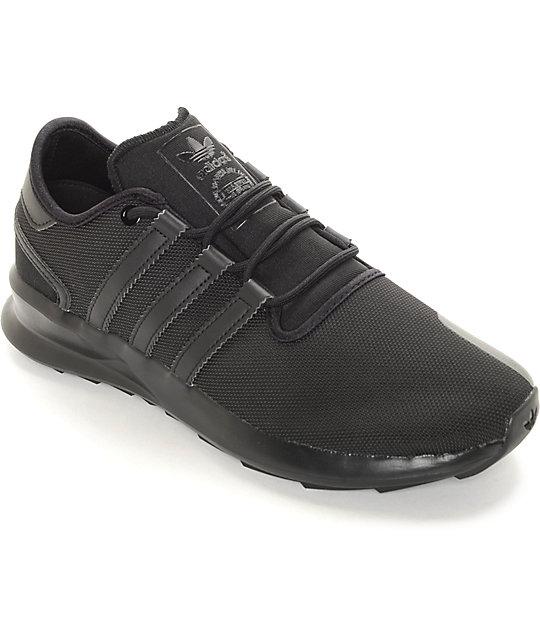 huge discount b01d2 07727 adidas SL Rise Black Shoes   Zumiez