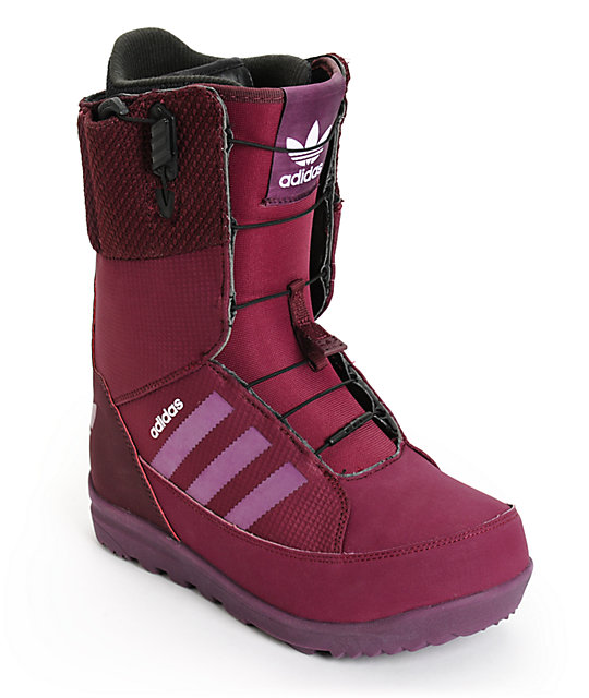 adidas Samba Womens Snowboard Boots  db2e927617