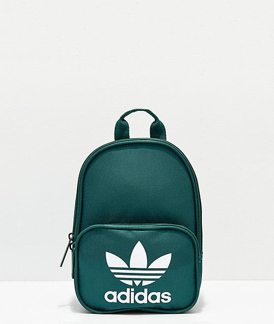 Mini Mochila Collegiate Santiago Verde Adidas BYHEqX