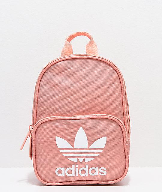 best sale best website best authentic adidas Santiago Dust Pink Mini Backpack