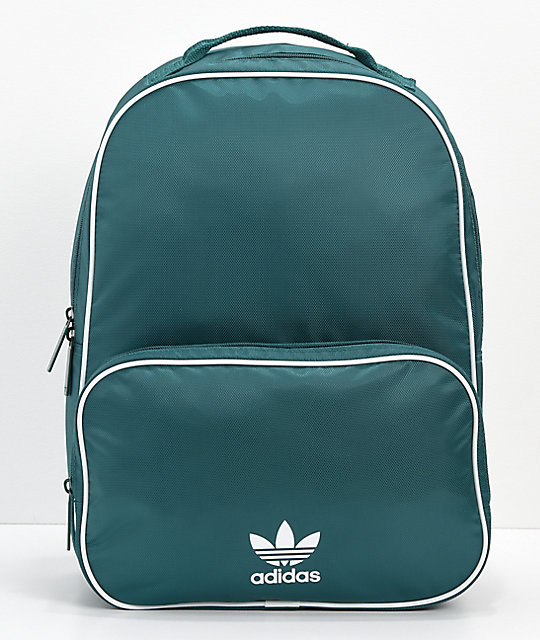 fc90ee82a7 adidas Santiago Noble Green Backpack