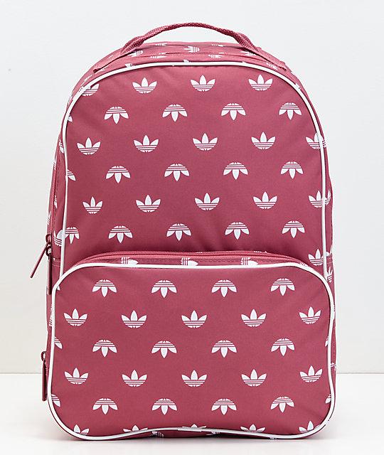 Shoptagr   Adidas Santiago Pink Backpack by Adidas 18e2bc00a6