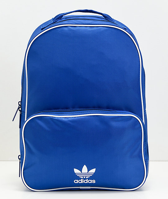 outlet on sale clearance prices new appearance adidas Santiago Royal Blue Backpack