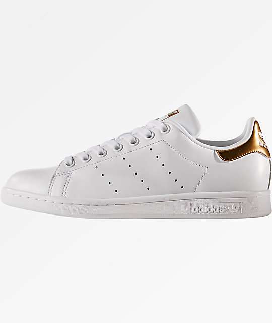 online store 832e8 c4f1f adidas Stan Smith White Ftw Shoes