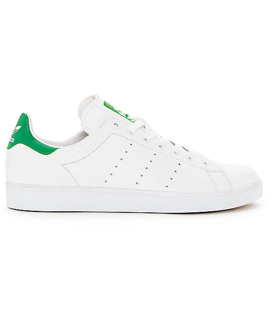 f6b39076f91 ... adidas Stan Smith zapatos en blanco y verde