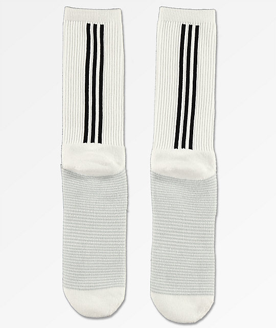 adidas Statement calcetines blancos
