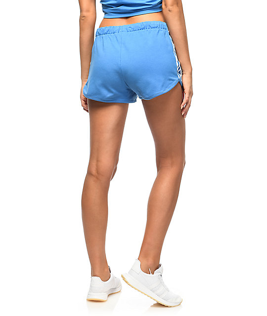 adidas Super Blue Slim Short