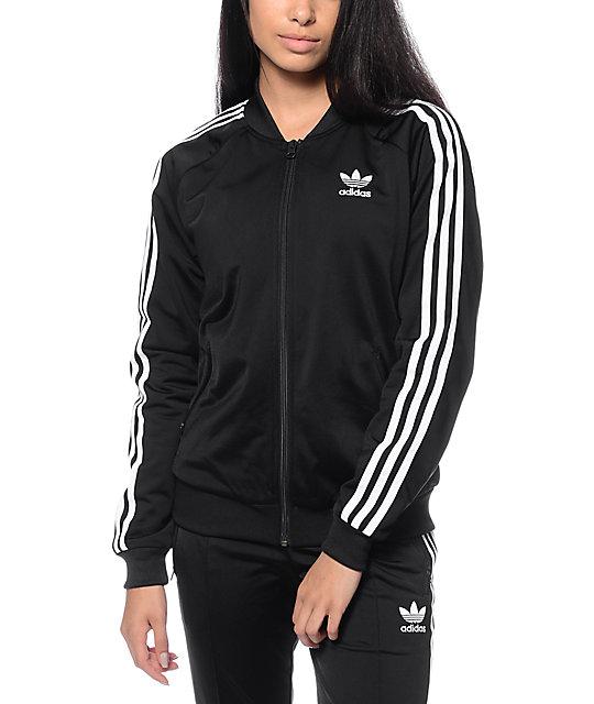 Adidas Supergirl Women's Track Jacket | Activewear in