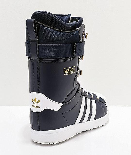 denmark adidas superstar adv white snowboard boots 62538 911e4