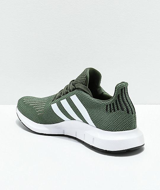 adidas shoes green