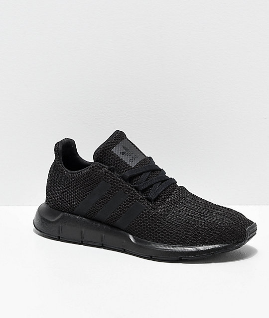2c7e8fc62c adidas Swift Run Black Shoes
