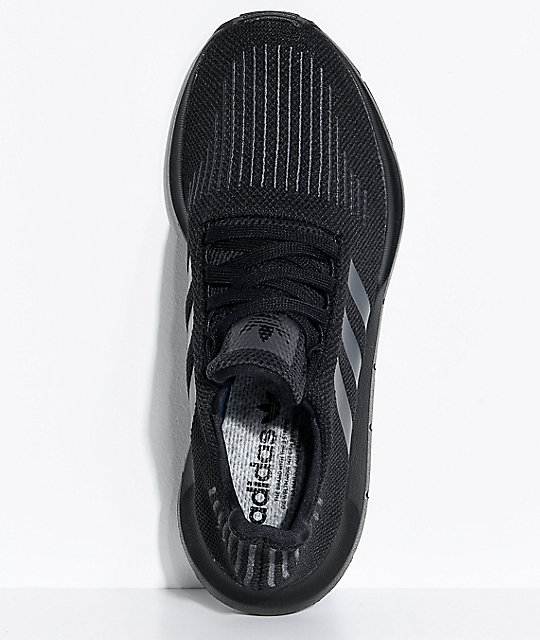 a6e4eb90e ... adidas Swift Run Core   Utility Black Shoes ...