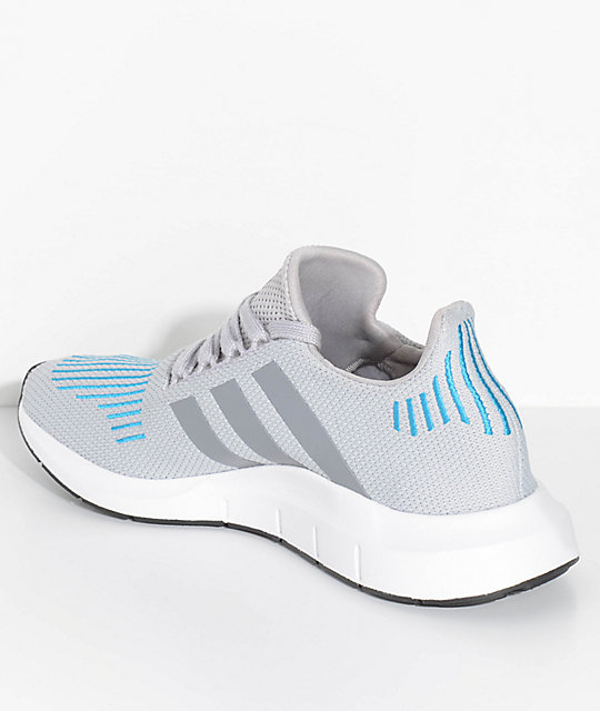398d23a1d862 ... adidas Swift Run Mystery Energy White   Blue Shoes ...