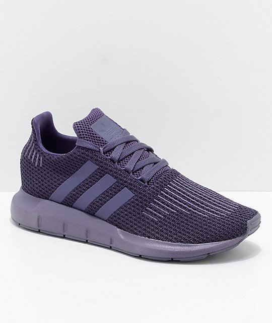 WMNS ADIDAS SWIFT TRACE PURPLE CASUAL SHOES WOMEN'S SELECT YOUR SIZE