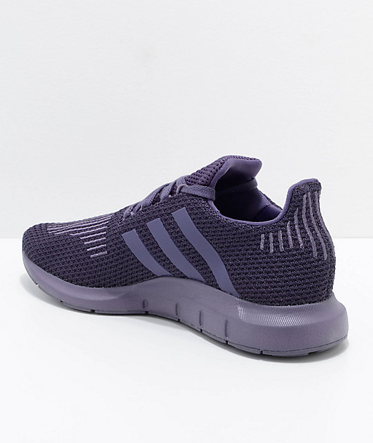 adidas Swift Run Trace zapatos morados