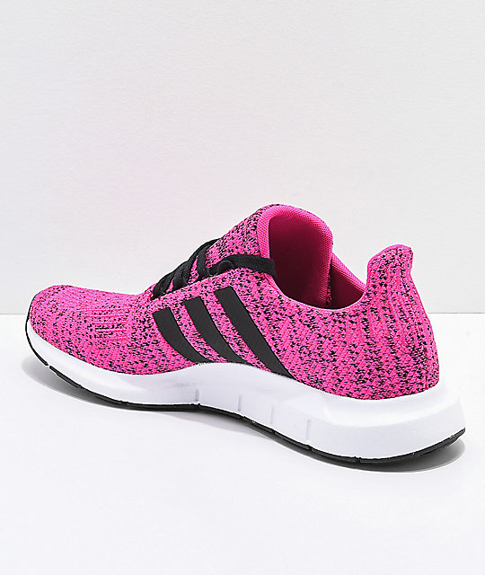 0cd1d0c0bb7696 ... adidas Swift Shock Pink   Core Black Shoes ...