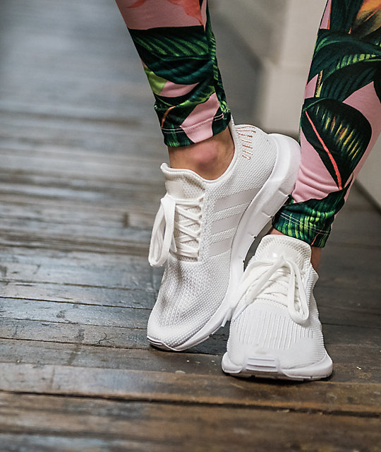 all rose gold adidas