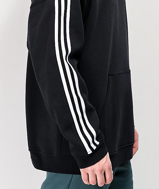 adidas tech black hoodie