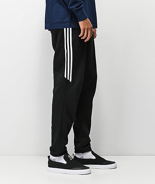 adidas Tech Black Sweatpants