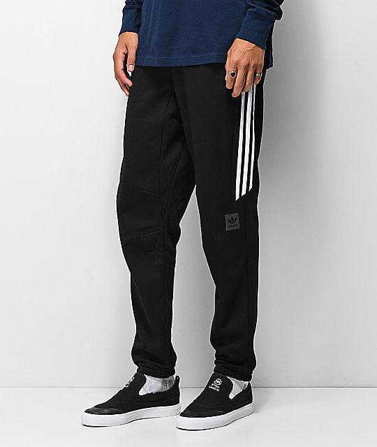 adidas fleece lined sweatpants