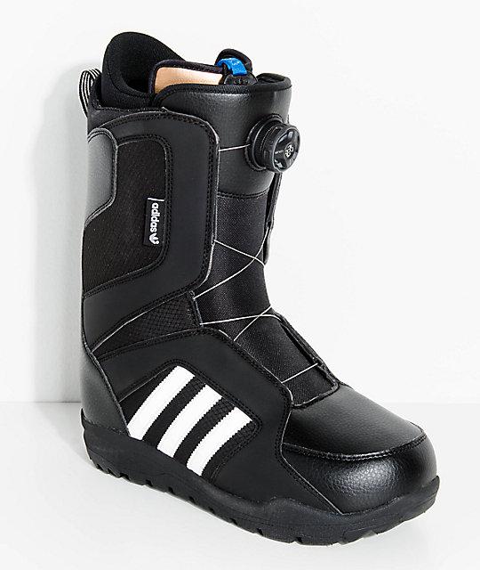 Boa De Tencza Botas En Zumiez Snowboard Adv Negro Adidas HFqBx7EzF
