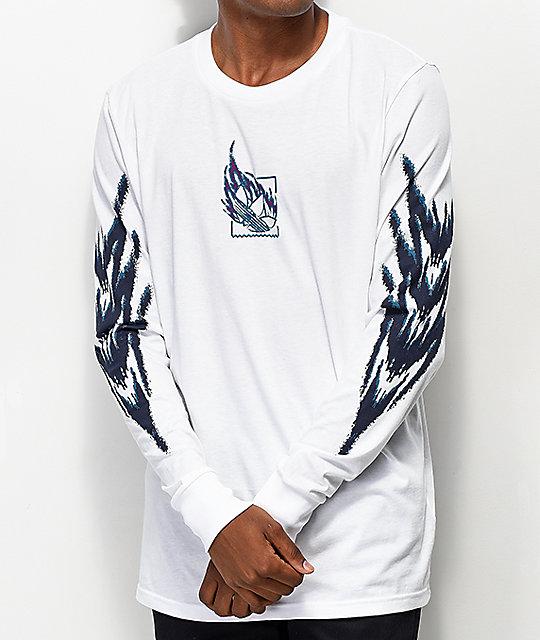 adidas Tennis Tribe White Long Sleeve T-Shirt  84d08b51f7cd